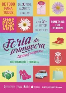 Cartel Feria Primavera