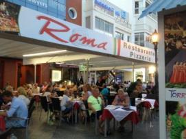 RTE. PIZZERIA ROMA Plaza Waldo Calero 1 TLF: 966 701 665 manteca_abreu@hotmail.com