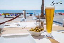 RESTAURANTE SIROCCO Avd. Marineros 1 (Playa del Cura) TLF: 966 700 987 mariomacan@msn.com